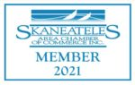 2021 Digital Skan Chamber Member Decal