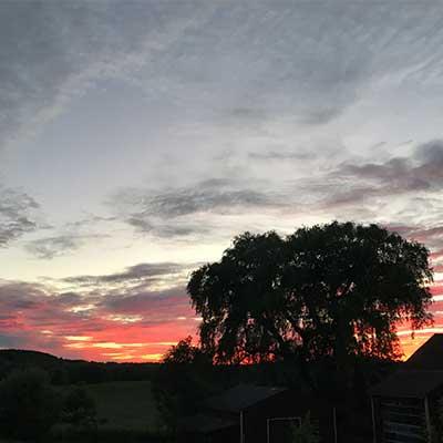 sunset-over-fields
