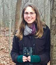 Environmental Educator Bridget Jones